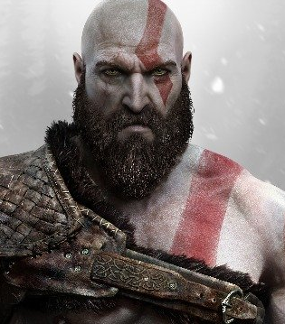 God of War Test - Kratos als Erwachsener