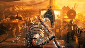 Detailliert, Detaillierter, God of War - Die Schmiede