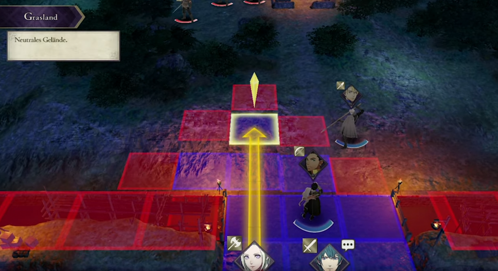 Fire Emblem Kampfssystem