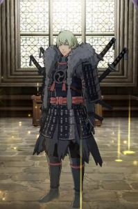 Byleth als Totenpriester in Fire Emblem: Three Houses