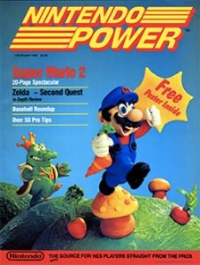 Nintendo Power Magazon