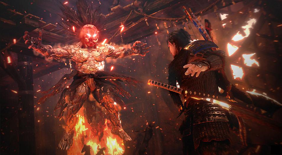 Dark Souls Klon: Nioh 2
