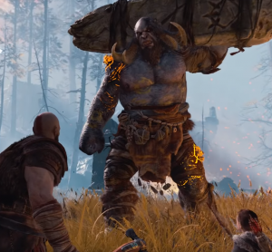God of War Test: Oger Nummer 99