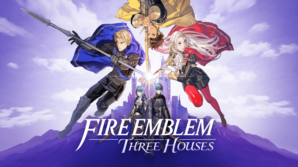 Fire Emblem Banner im Fire Emblem: Three Houses Test