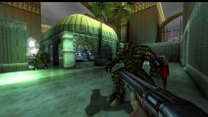 Turok 2 Gameplay