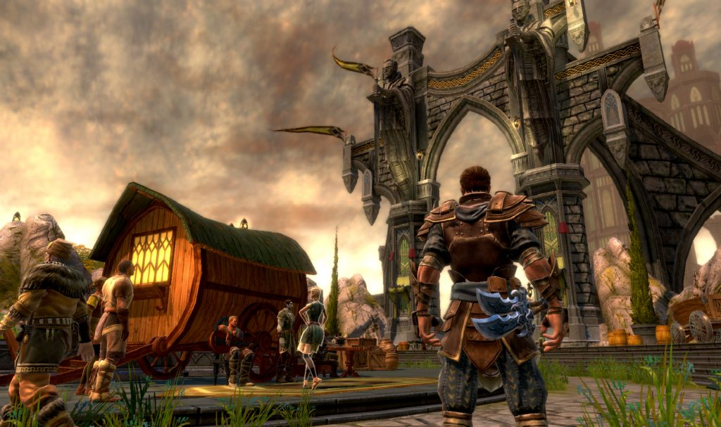 Kingdoms of Amalur Screenshot