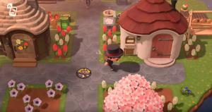 Animal Crossing: Japanische Stadt