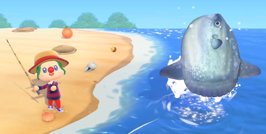Animal Crossing: Fische