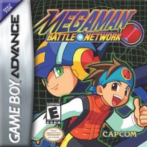 Megaman Battle Network Cover