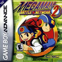 Mega Man Battle Network 2 Cover