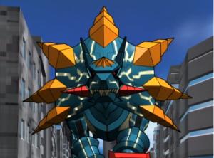 NT Warriors Cybeast Gregar