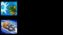 Canno und Vulcan Chips in verschiedenen Ausführungen