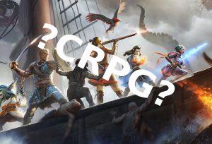 Was ist ein CRPG?