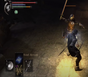 Demon's Souls Gameplay