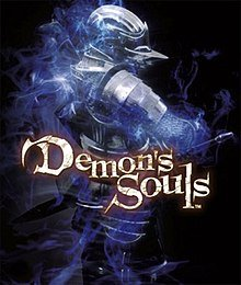 From Software Videospiele: Demon's Souls Cover