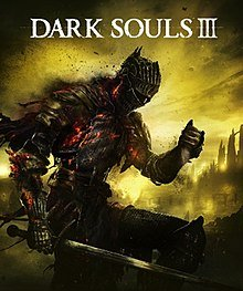 From Software Videospiele: Dark Souls 3 Cover