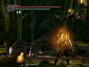 Dark Souls: Heilung durch Estus Flask