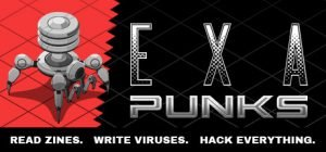 Exa Punks Wallpaper