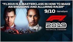 F1 2019 Anniversary Edition auf Steam