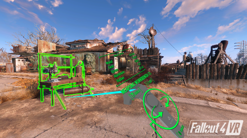 Fallout 4 letztes VR RPG Gameplay