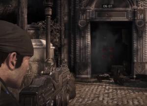Gears of War Ego Gameplay