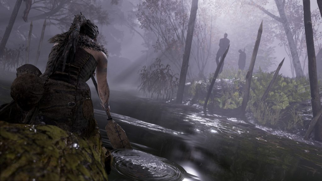Hellbade Senua's Sacrifice Gameplay