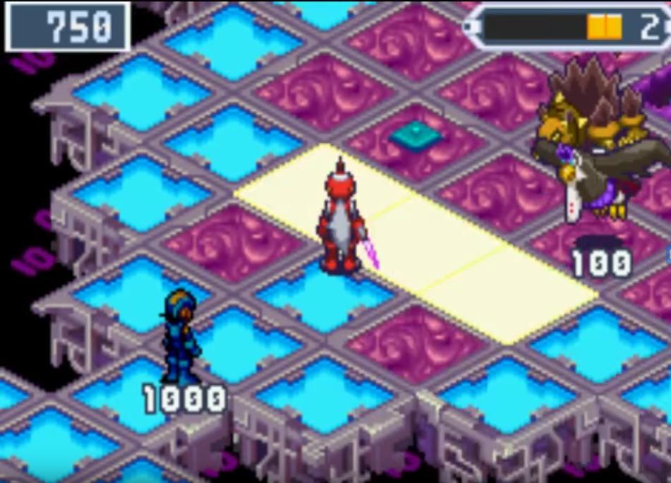 Megaman Battle Network 5: Liberation Mission