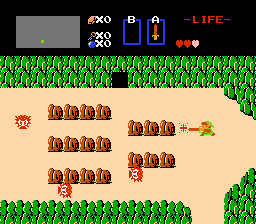 Erstes Videospiel: The Legend of Zelda Gameplay