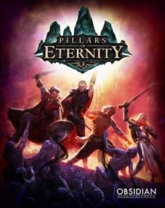 CRPG Neuauflage: Obsidians Pillars of Eternity Cover