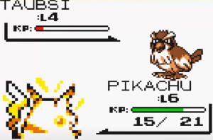 Pokémon ist kein SRPG!