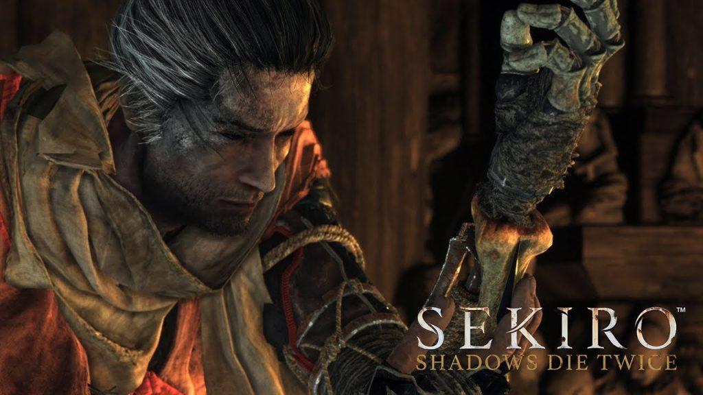 Erstes Videospiel: Sekiro: Shadows die Twice Wallpaper