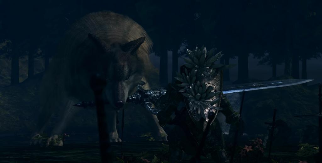 Dark Souls Boss: Sif