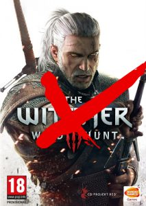 Witcher 3 Cover: Kein CRPG!