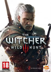 Nicht das erste Spiel: Witcher 3 Cover