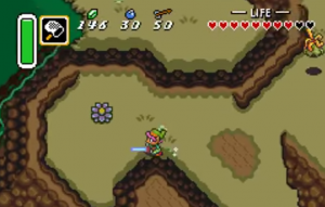 Erstes Videospiel: A Link to the Past Gameplay