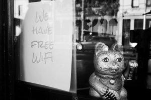 Rubberbanding durch schlechtes Internet