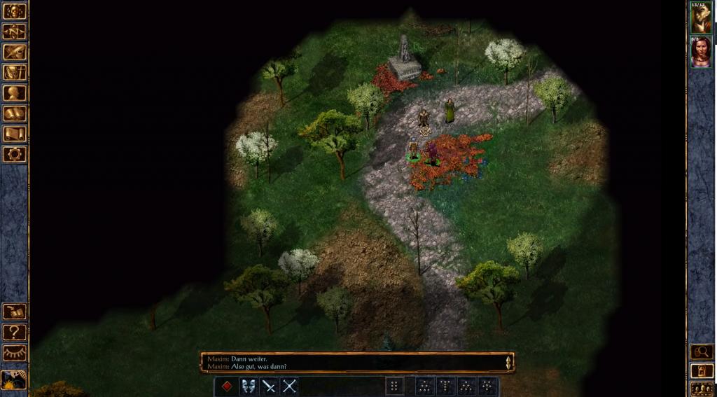 Baldurs Gate CRPG Ursprung