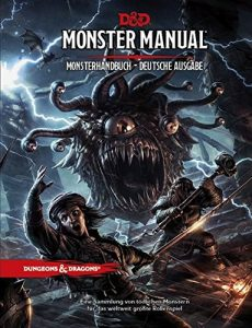 Amazon DnD Monster Manual