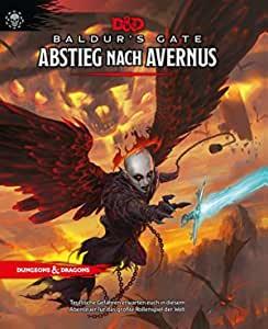 DnD Abenteuer Buch Abstieg nach Avernus