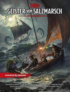 DnD Mini-Kampagnen Geister von Salzmarsch