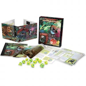 Rick and Morty D&D Kampagne
